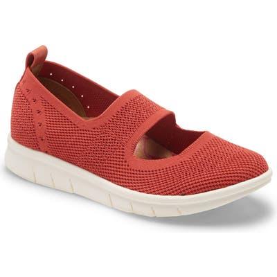 Comfortiva Carlene Flat- Red