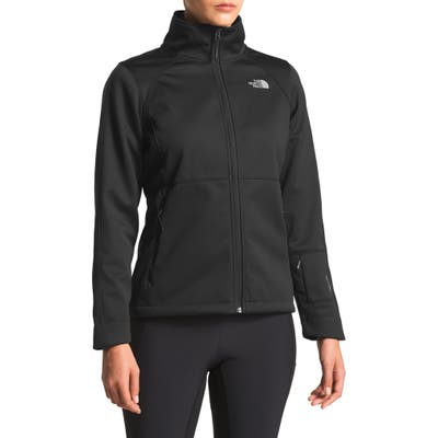 The North Face Apex Risor Water Repellent Jacket, Black