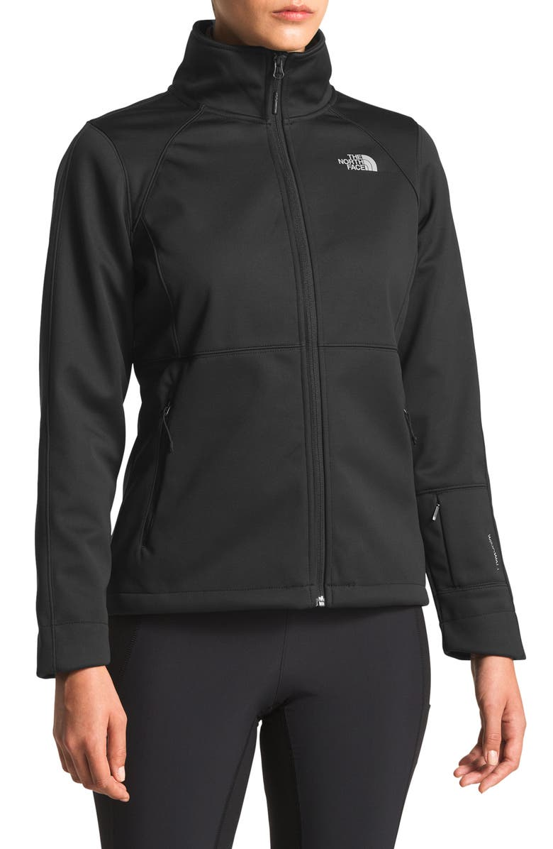 THE NORTH FACE Apex Risor Water Repellent Jacket, Main, color, 001