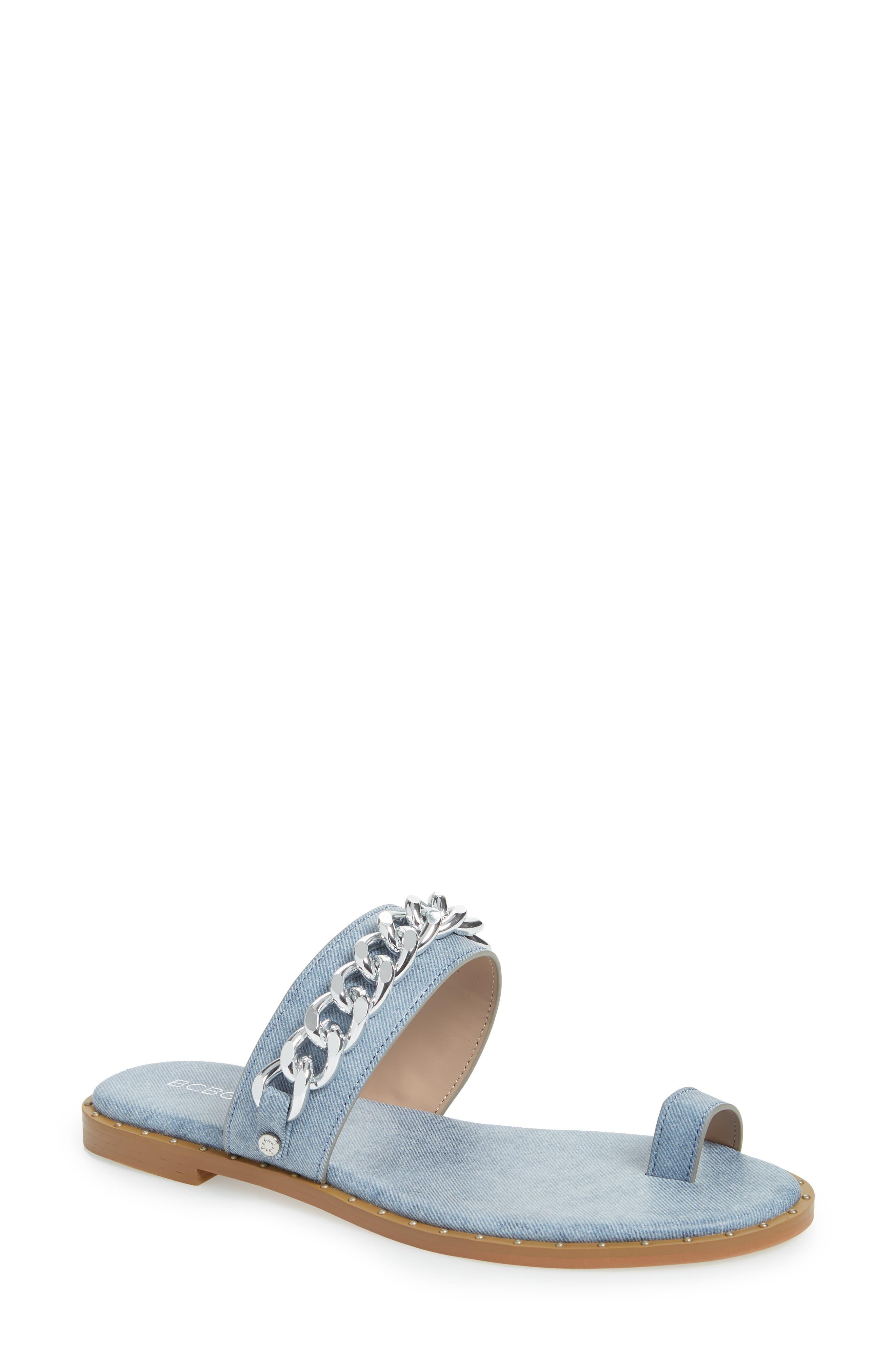 ,                             Zola Chain Slide Sandal,                             Main thumbnail 13, color,                             400