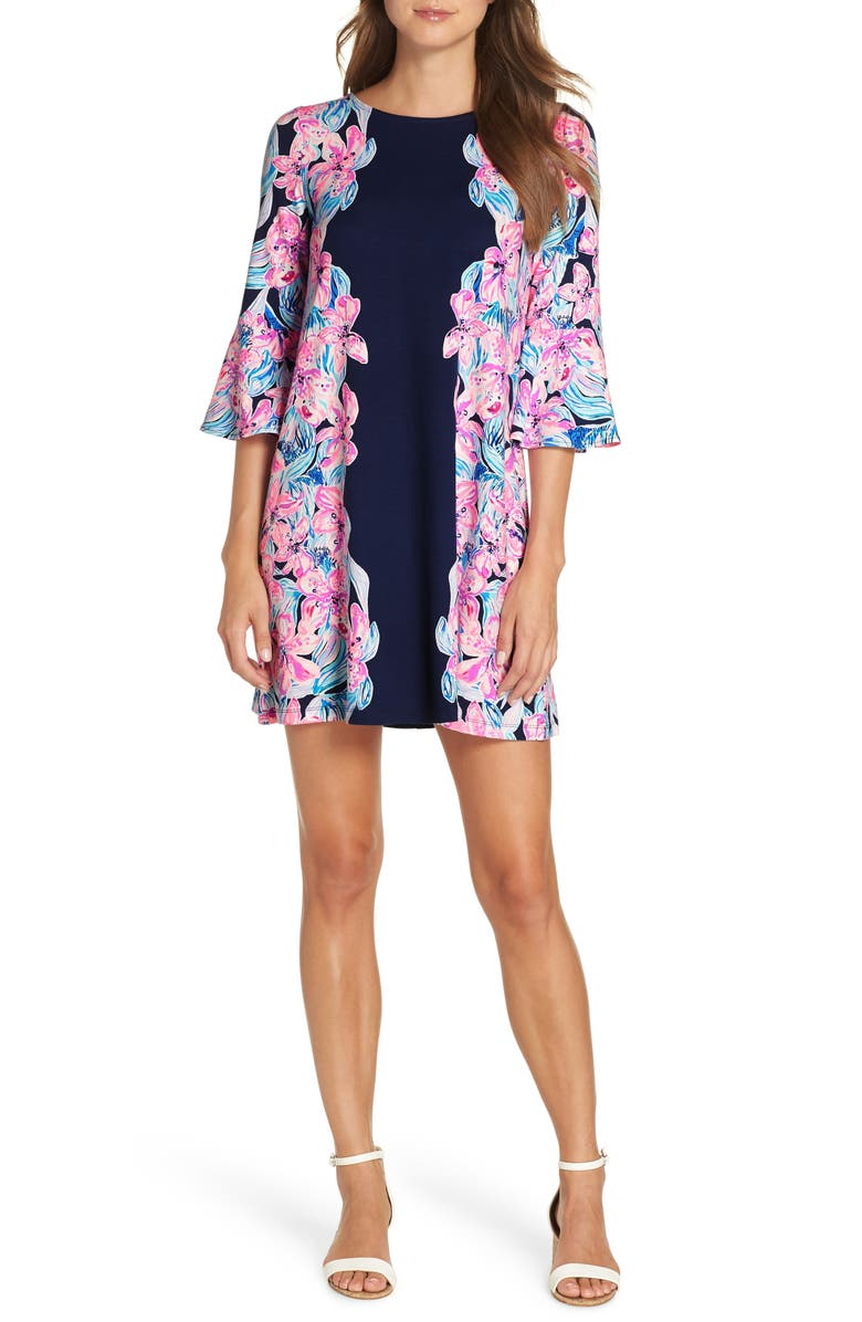 LILLY PULITZER<SUP>®</SUP> Ophelia Swing Dress, Main, color, 410