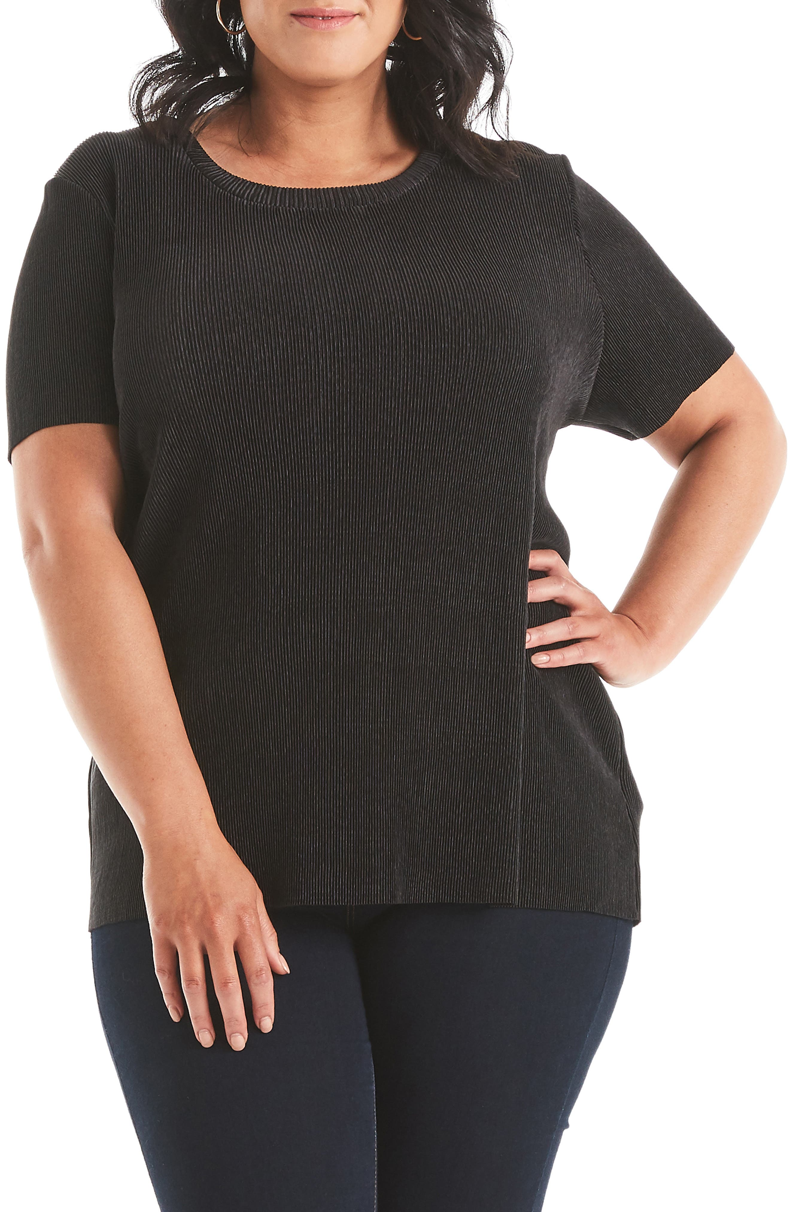 Spice Woven Top
