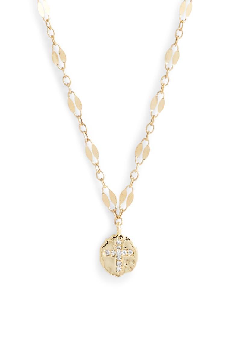 BRACHA Eternal Short Necklace, Main, color, GOLD