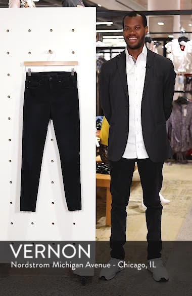 Joe's Hi Rise Honey Curvy Skinny Ankle Jeans, sales video thumbnail