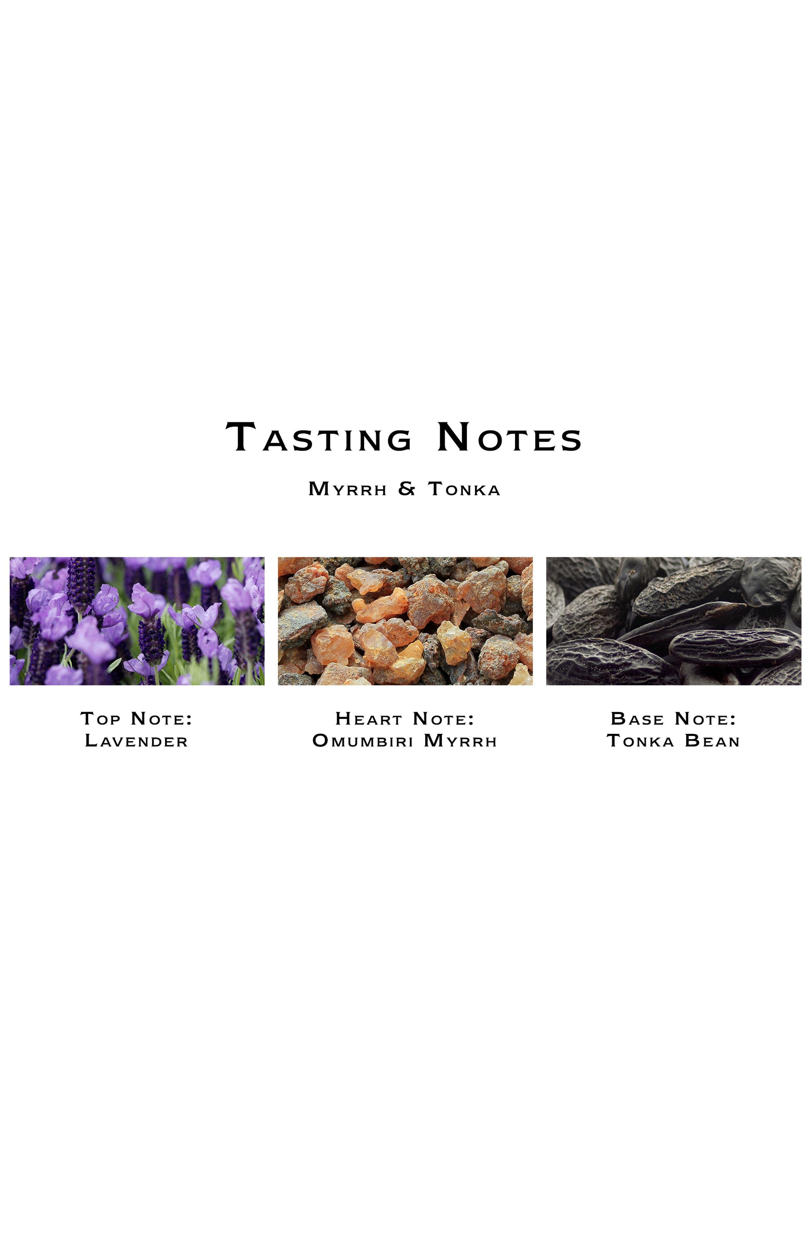 ,                             Myrrh & Tonka Candle,                             Alternate thumbnail 5, color,                             NO COLOR