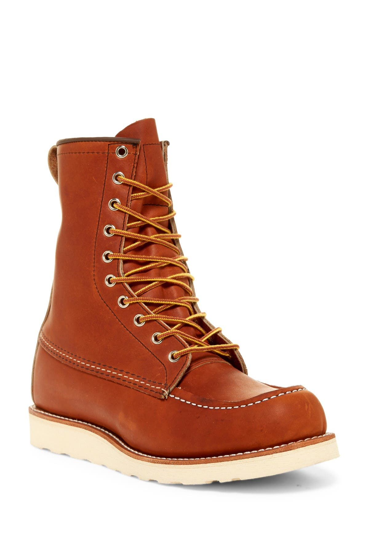 RED WING   877 Moc Lace-Up Boot