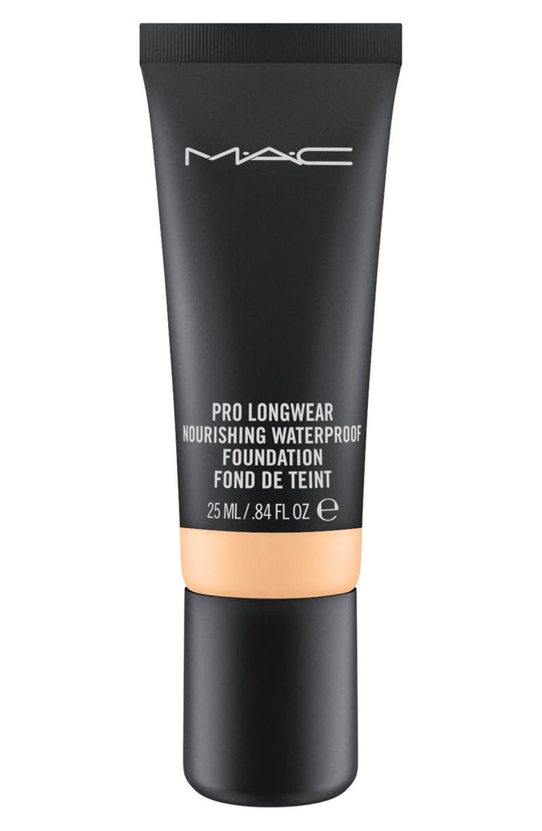 MAC COSMETICS MAC Pro Longwear Nourishing Waterproof Foundation, Main, color, NC44