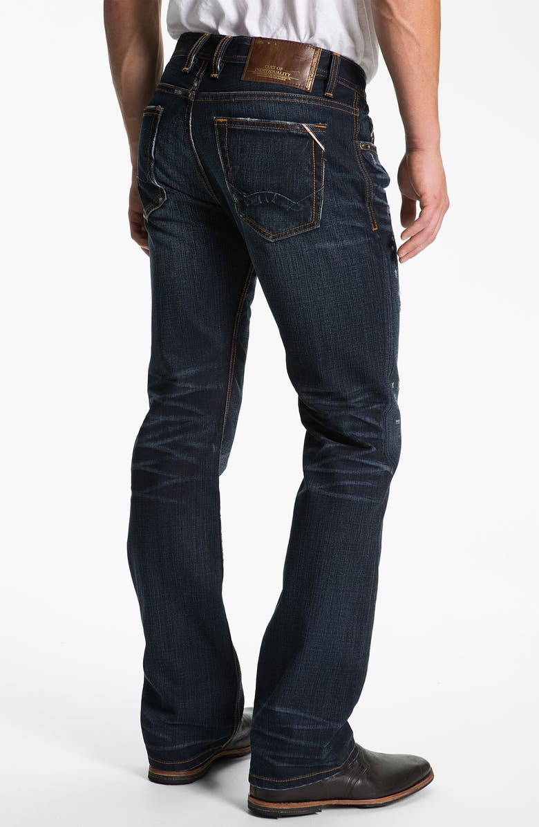 585326f1 Cult of Individuality 'Rebel' Straight Leg Jeans | Nordstrom
