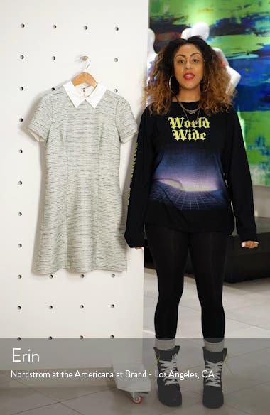 Tatum Highland Tweed A-Line Dress, sales video thumbnail