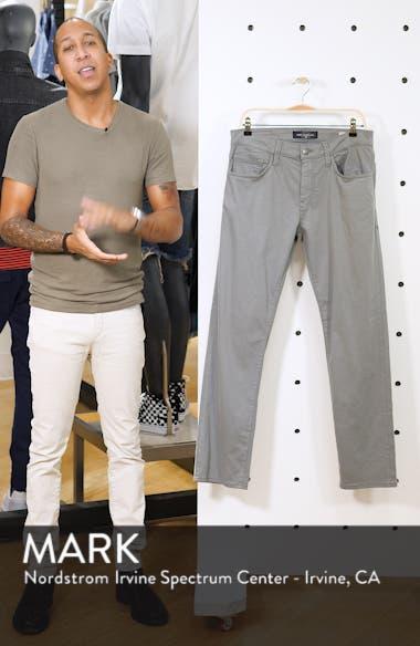 Zach Straight Leg Twill Pants, sales video thumbnail