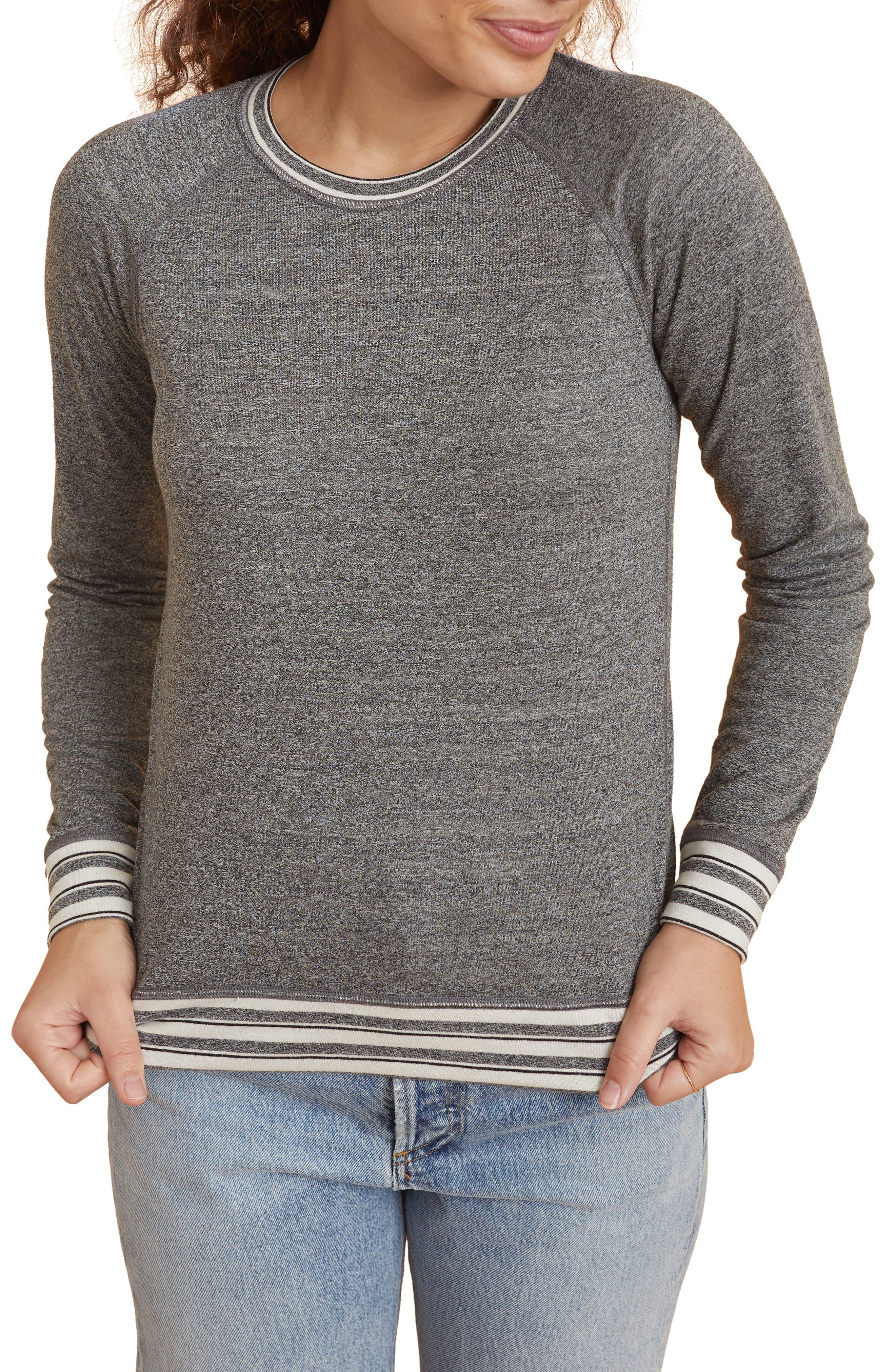 Reversible Raglan Sleeve T-Shirt