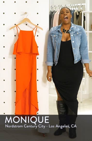 Stella High/Low Popover Dress, sales video thumbnail