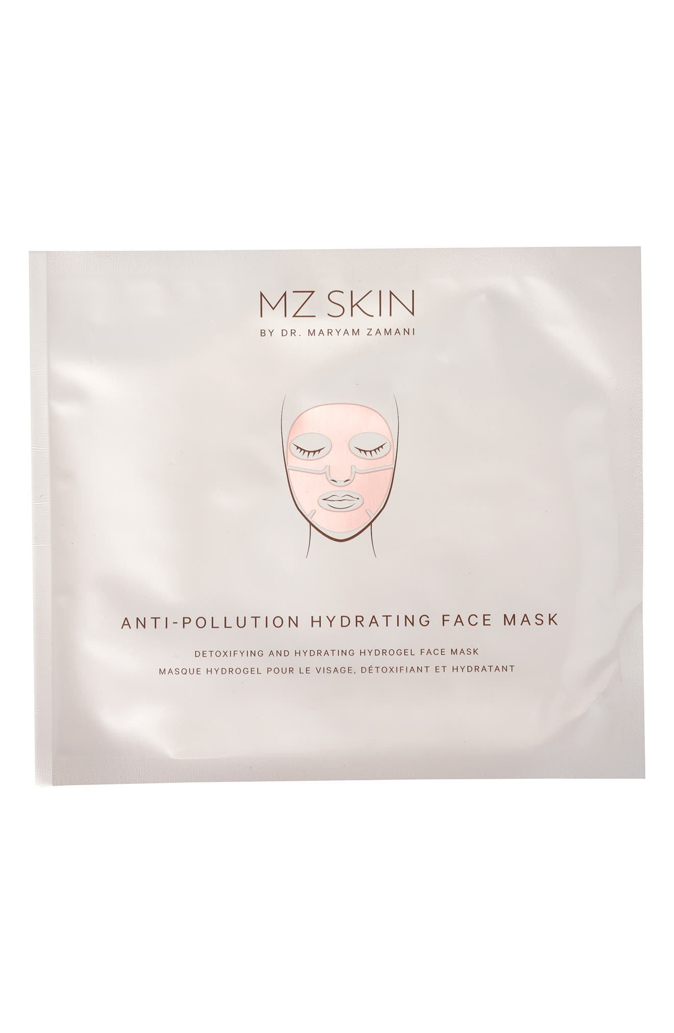 Anti-Pollution Hydrating Face Mask