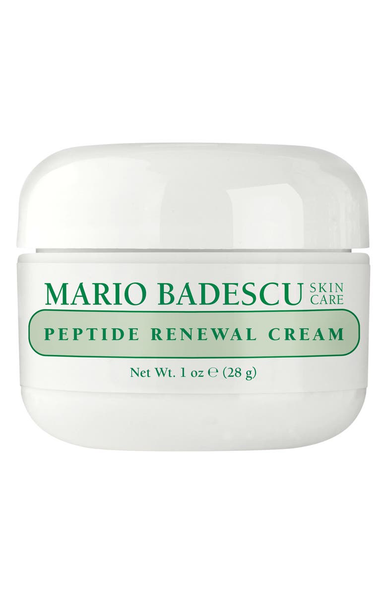 MARIO BADESCU Peptide Renewal Cream, Main, color, NO COLOR