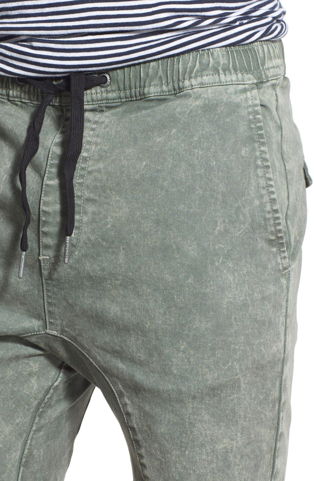 ,                             'Sureshot' Ikat Drawstring Shorts,                             Alternate thumbnail 7, color,                             343
