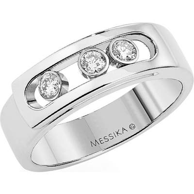 Messika Move Noa Diamond Band Ring