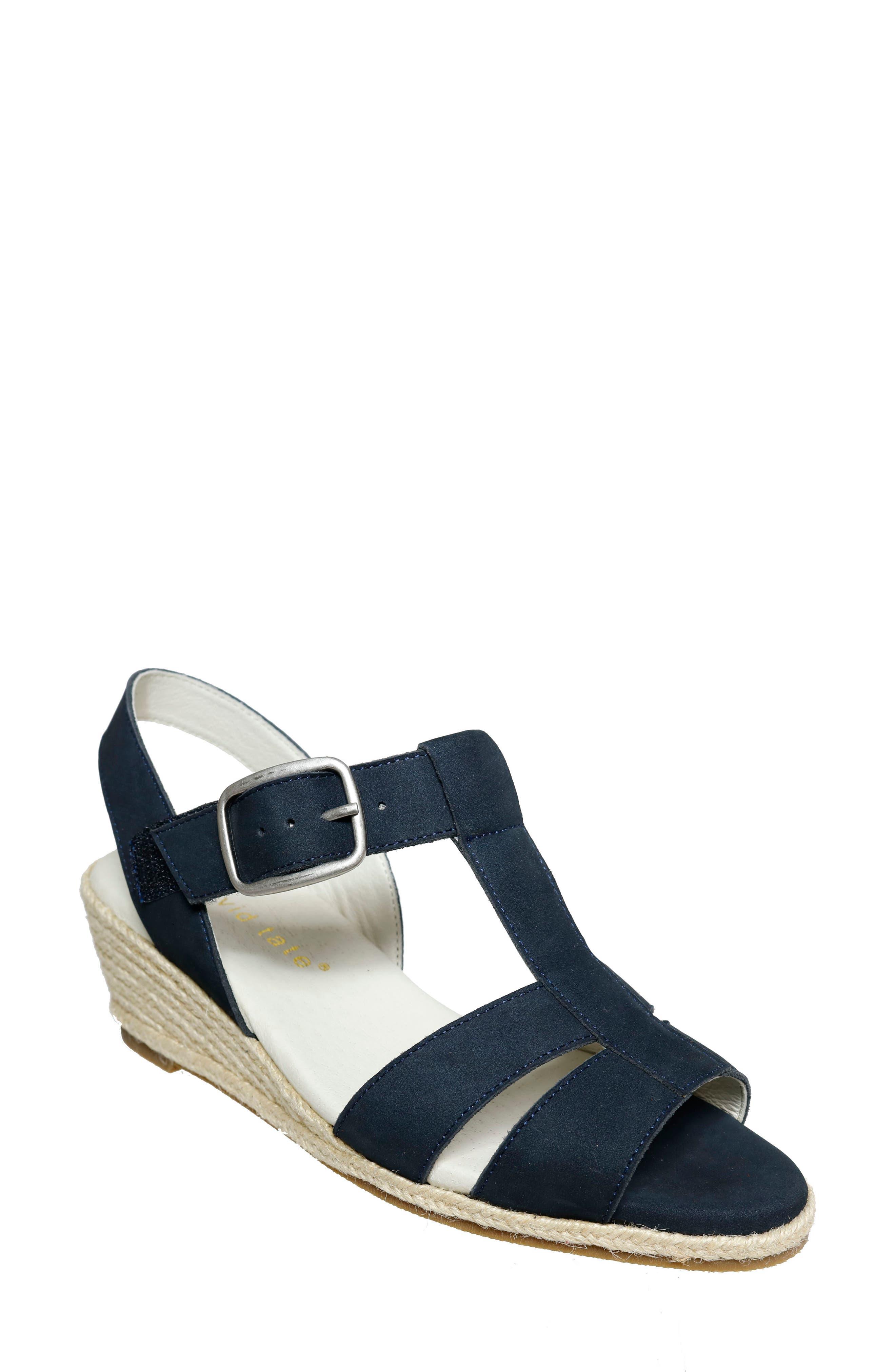 Vacation Espadrille Wedge Sandal