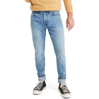 Madewell Selvedge Slim Authentic Flex Jeans