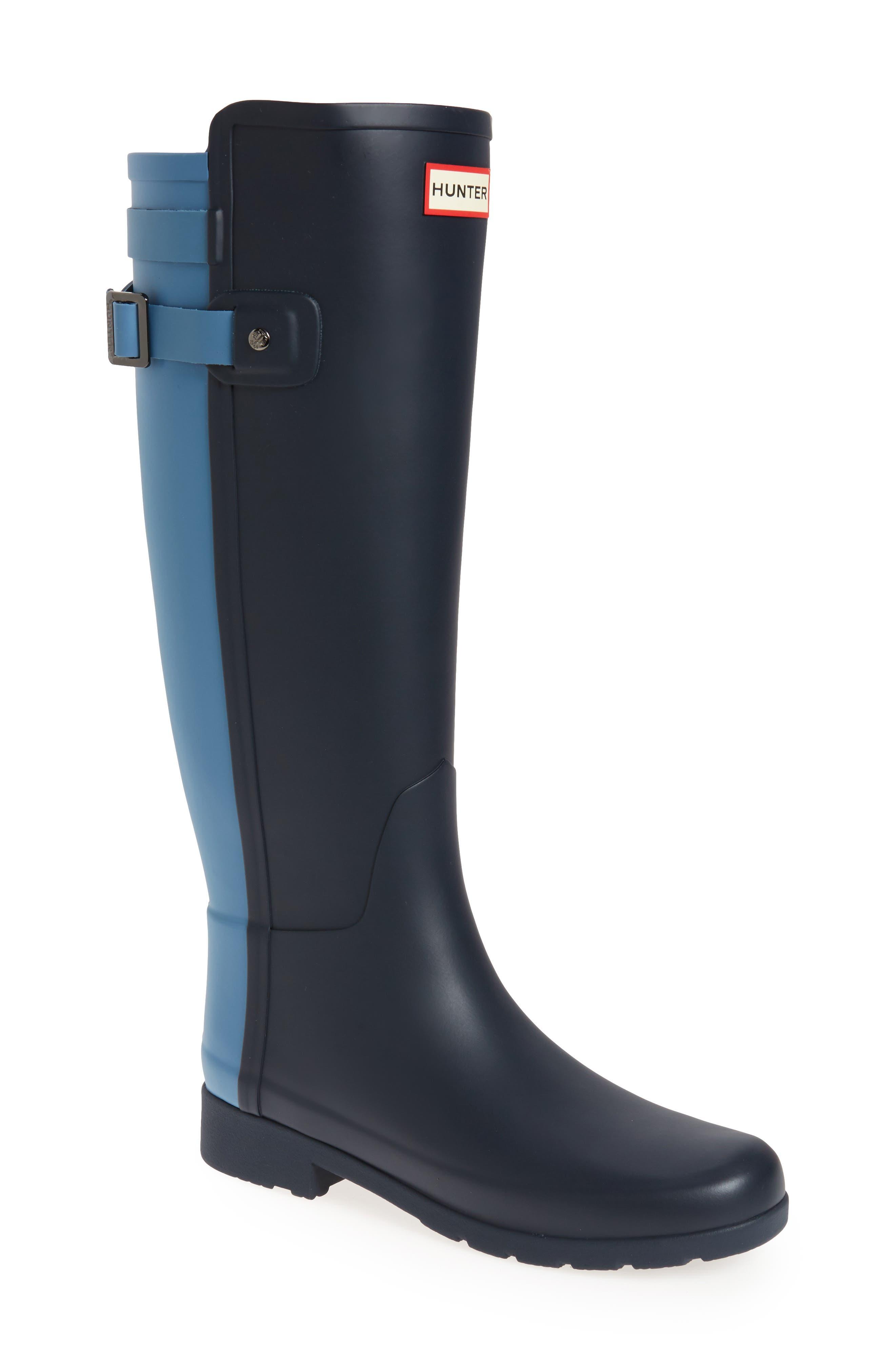 ,                             'Original Refined' Rain Boot,                             Main thumbnail 27, color,                             466