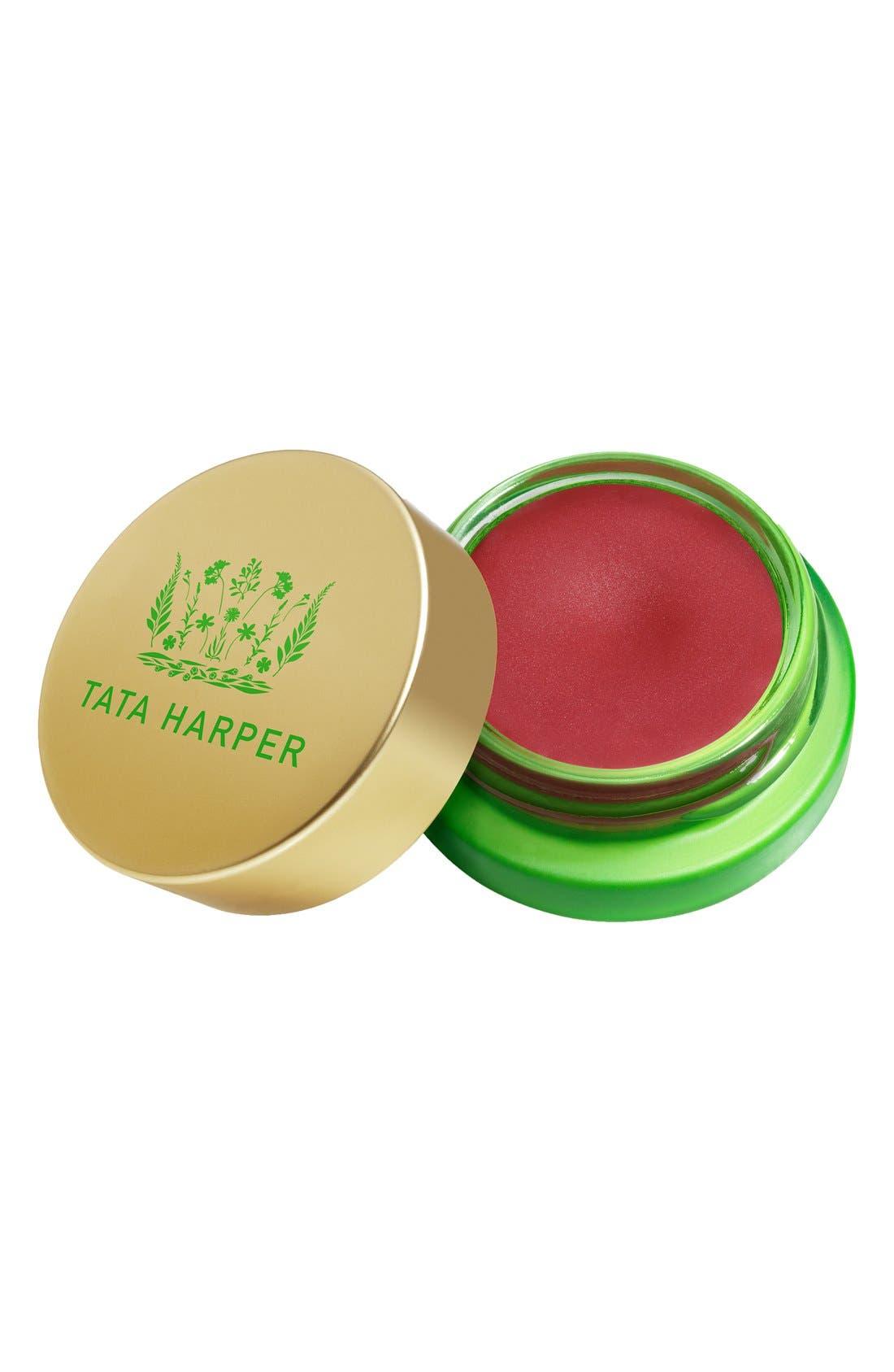 Volumizing Lip & Cheek Tint, Main, color, VERY NAUGHTY