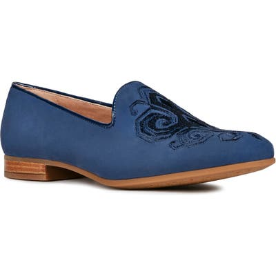 Geox Marlyna Loafer, Blue
