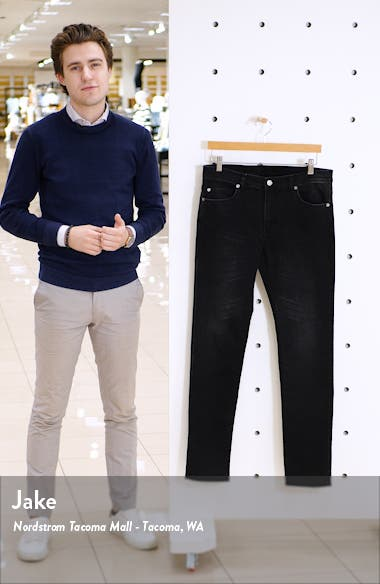 Clark Slim Straight Leg Jeans, sales video thumbnail