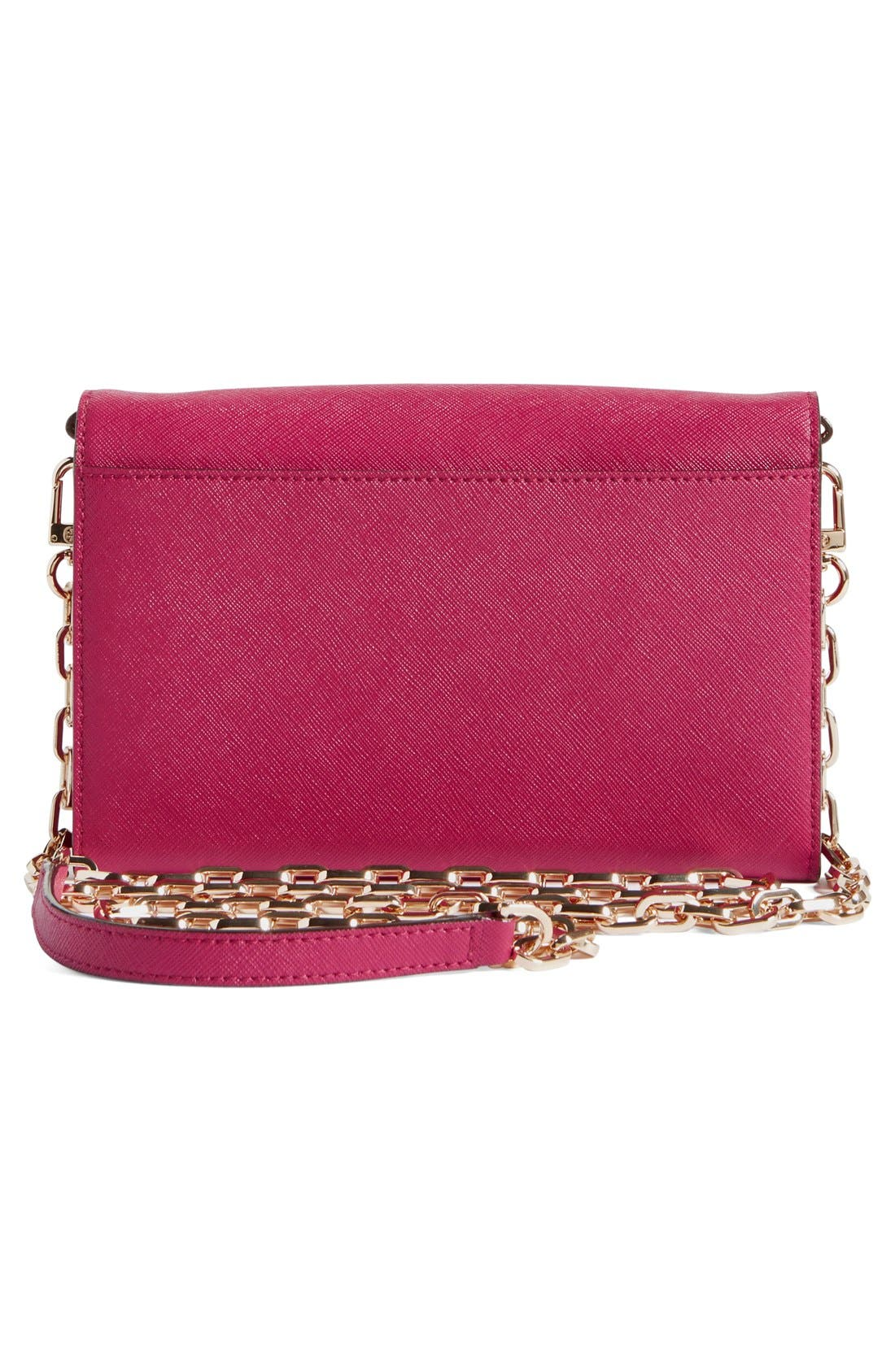 ,                             'Robinson' Leather Wallet on a Chain,                             Alternate thumbnail 69, color,                             651