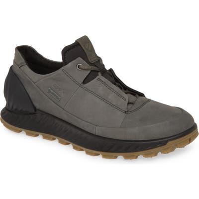 Ecco Exostrike Gore-Tex Waterproof Sneaker - Grey