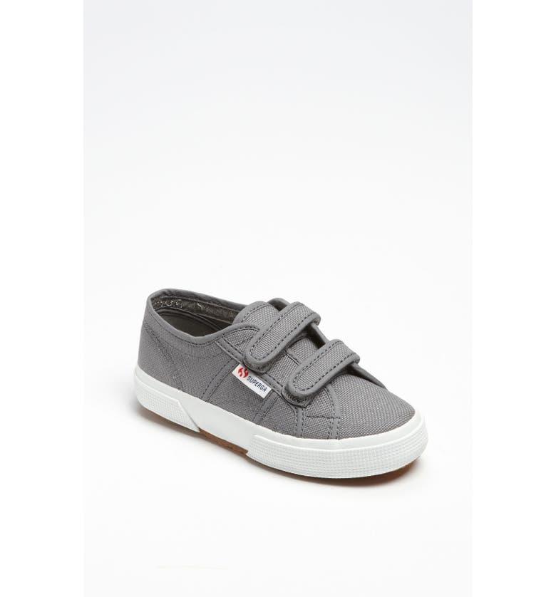 SUPERGA 'Junior Classic' Sneaker, Main, color, GREY SAGE