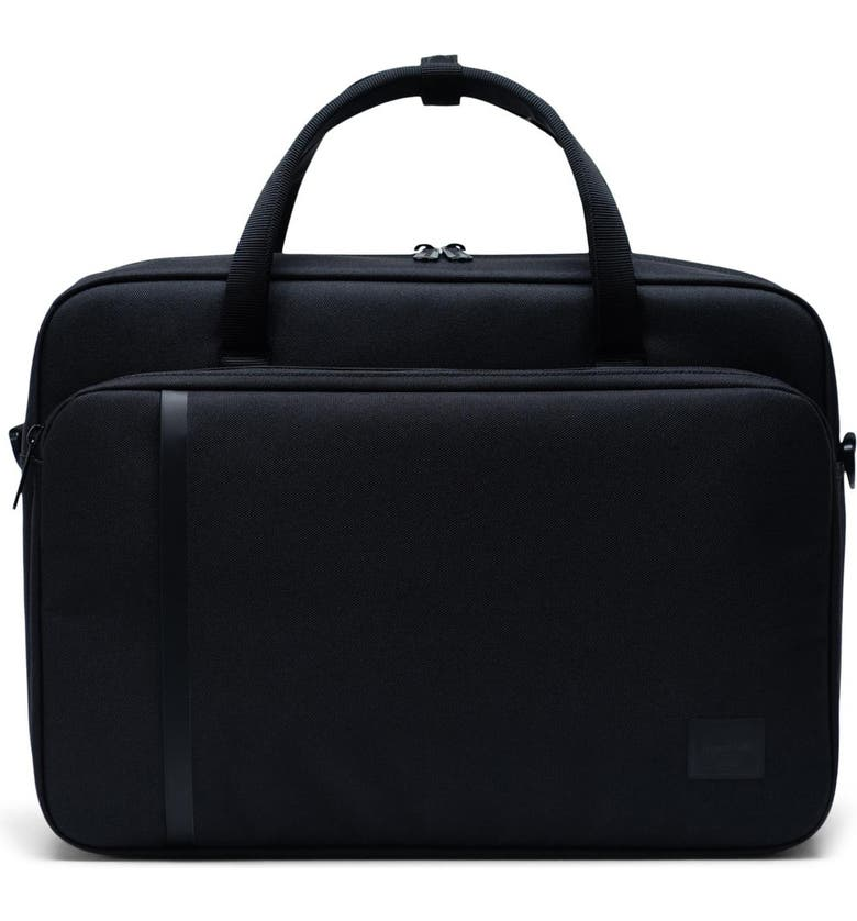 HERSCHEL SUPPLY CO. Gibson Travel Briefcase, Main, color, 001