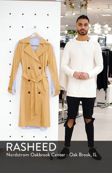 Combo Trench Coat, sales video thumbnail
