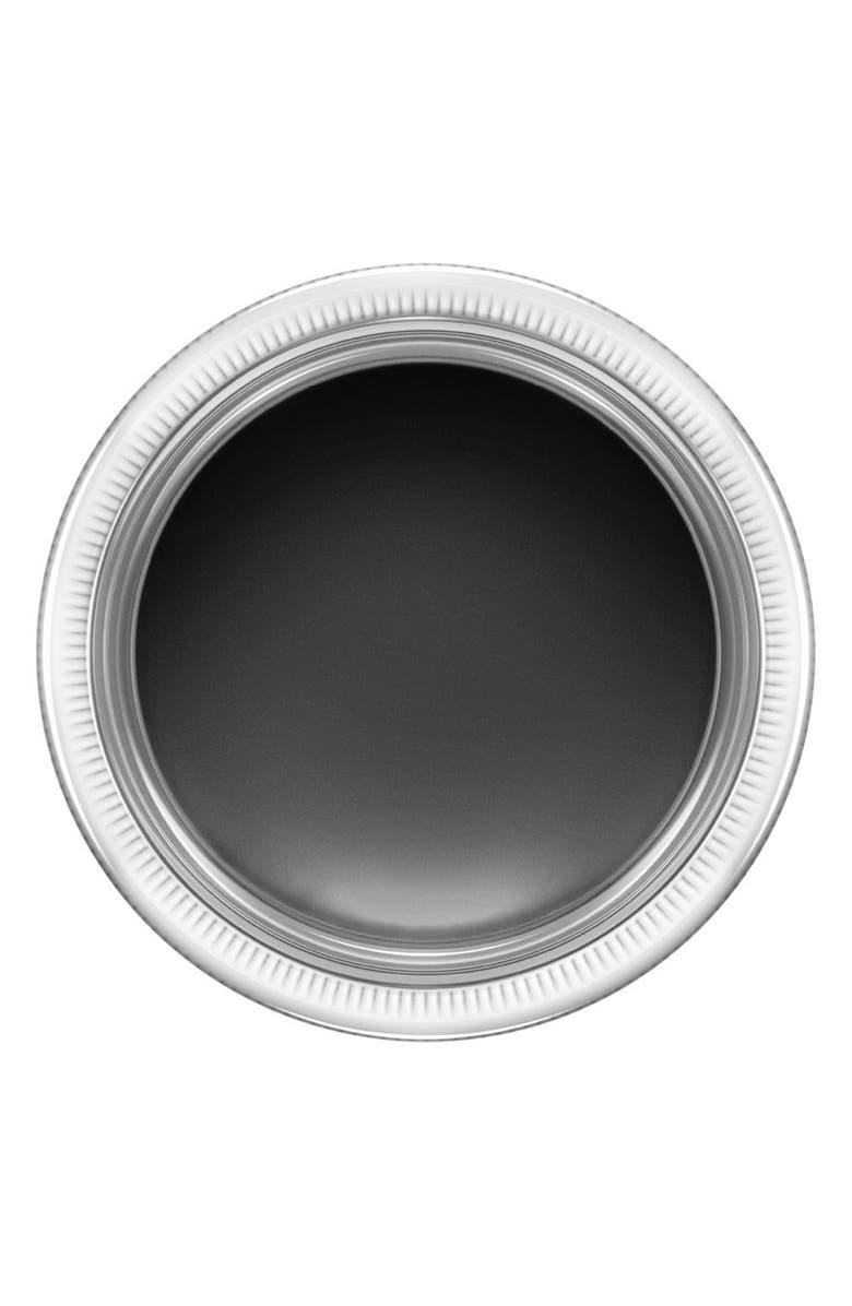 MAC COSMETICS MAC Pro Longwear Paint Pot Cream Eyeshadow, Main, color, BLACK MIRROR