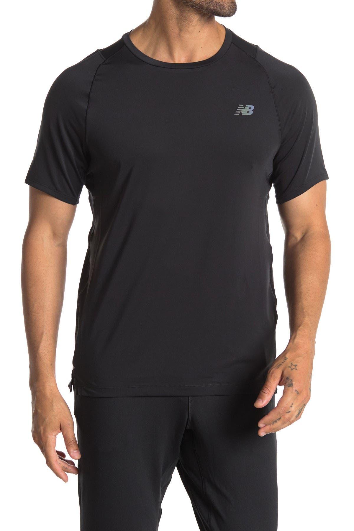 Image of New Balance Seasonless Short Sleeve Tee