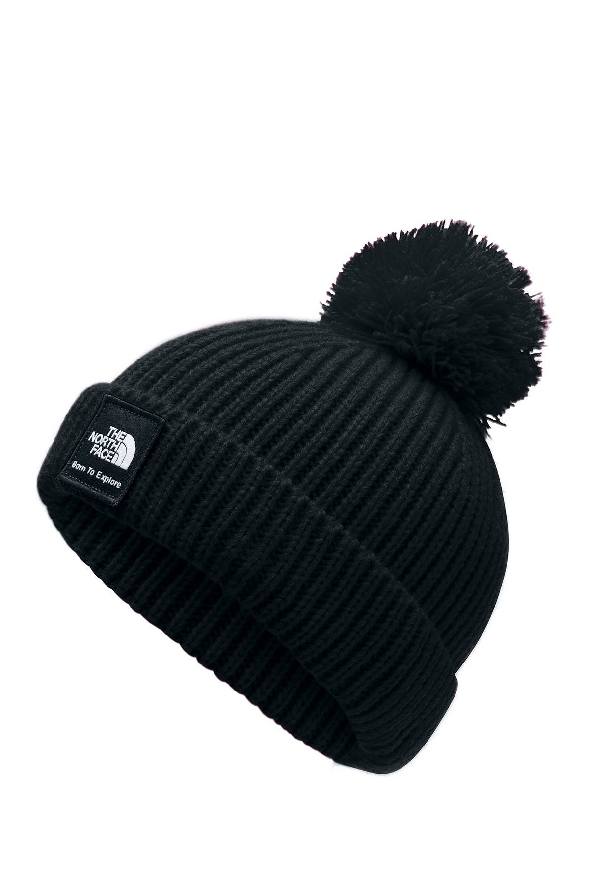 Image of The North Face Box Logo Pompom Beanie