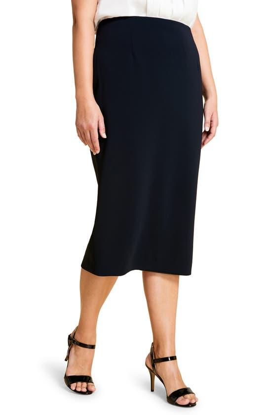 MARINA RINALDI Skirts COLONNA PENCIL SKIRT