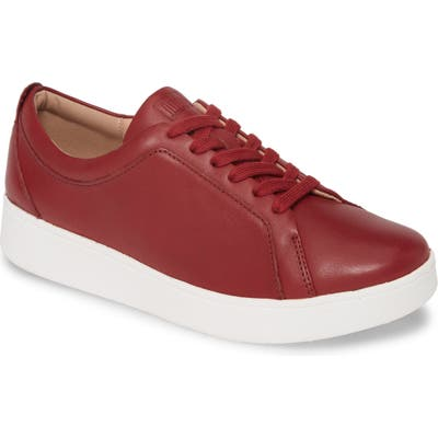 Fitflop Rally Sneaker, Burgundy