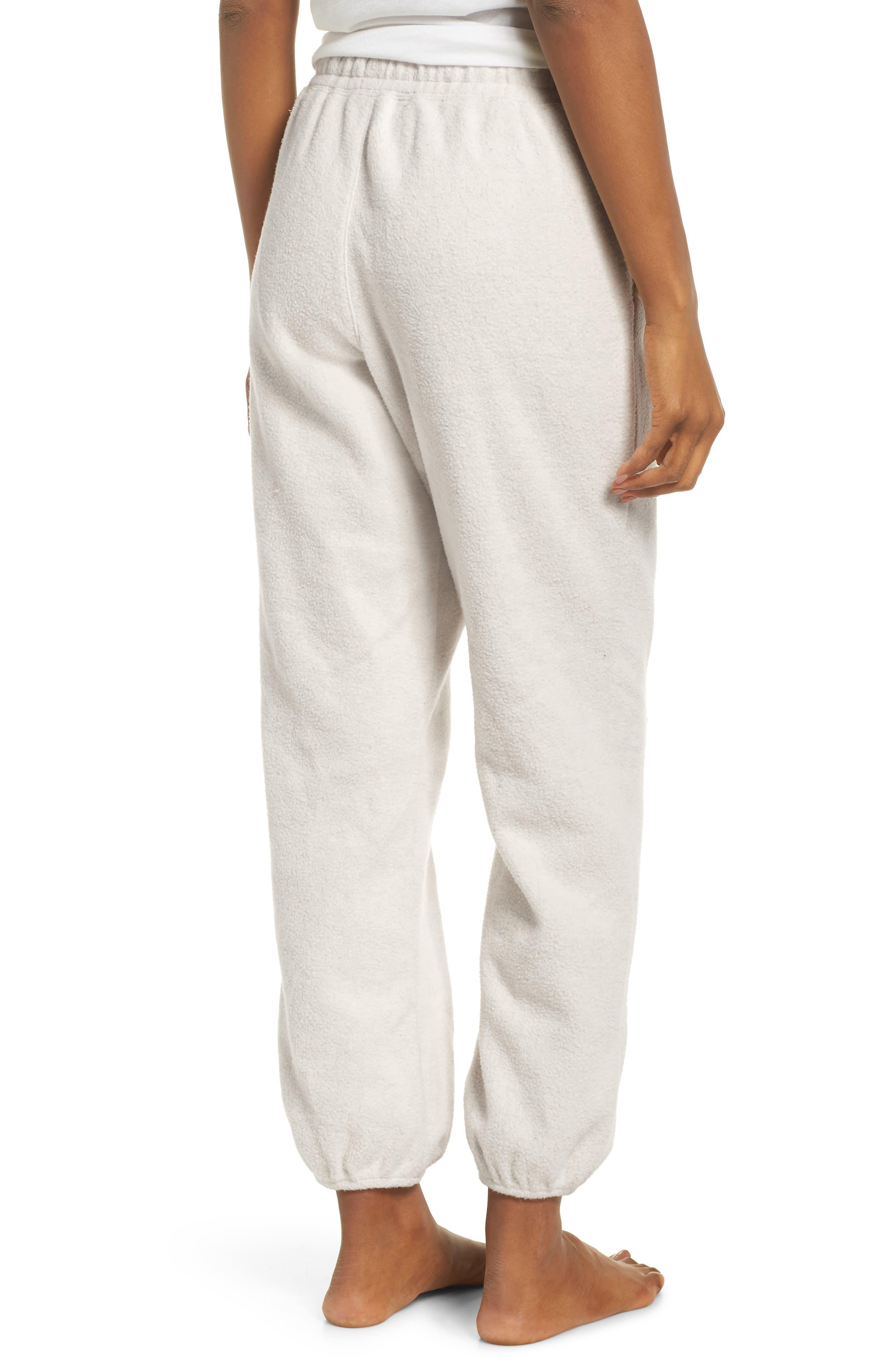 ,                             Fleece Pajama Sweatpants,                             Alternate thumbnail 13, color,                             030