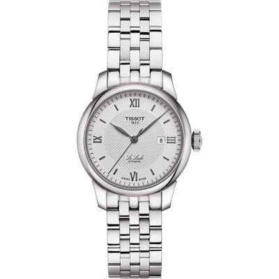 Tissot Le Locle Bracelet Watch, 2m