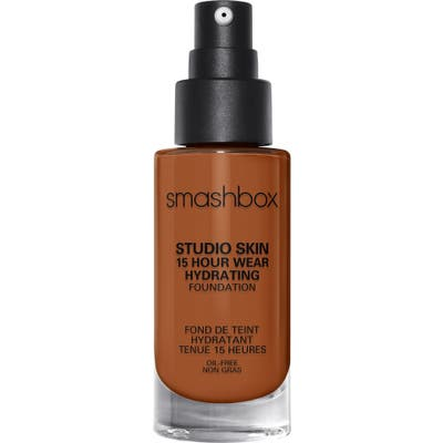 Smashbox Studio Skin 15 Hour Wear Hydrating Foundation - 4.25 Dark Warm
