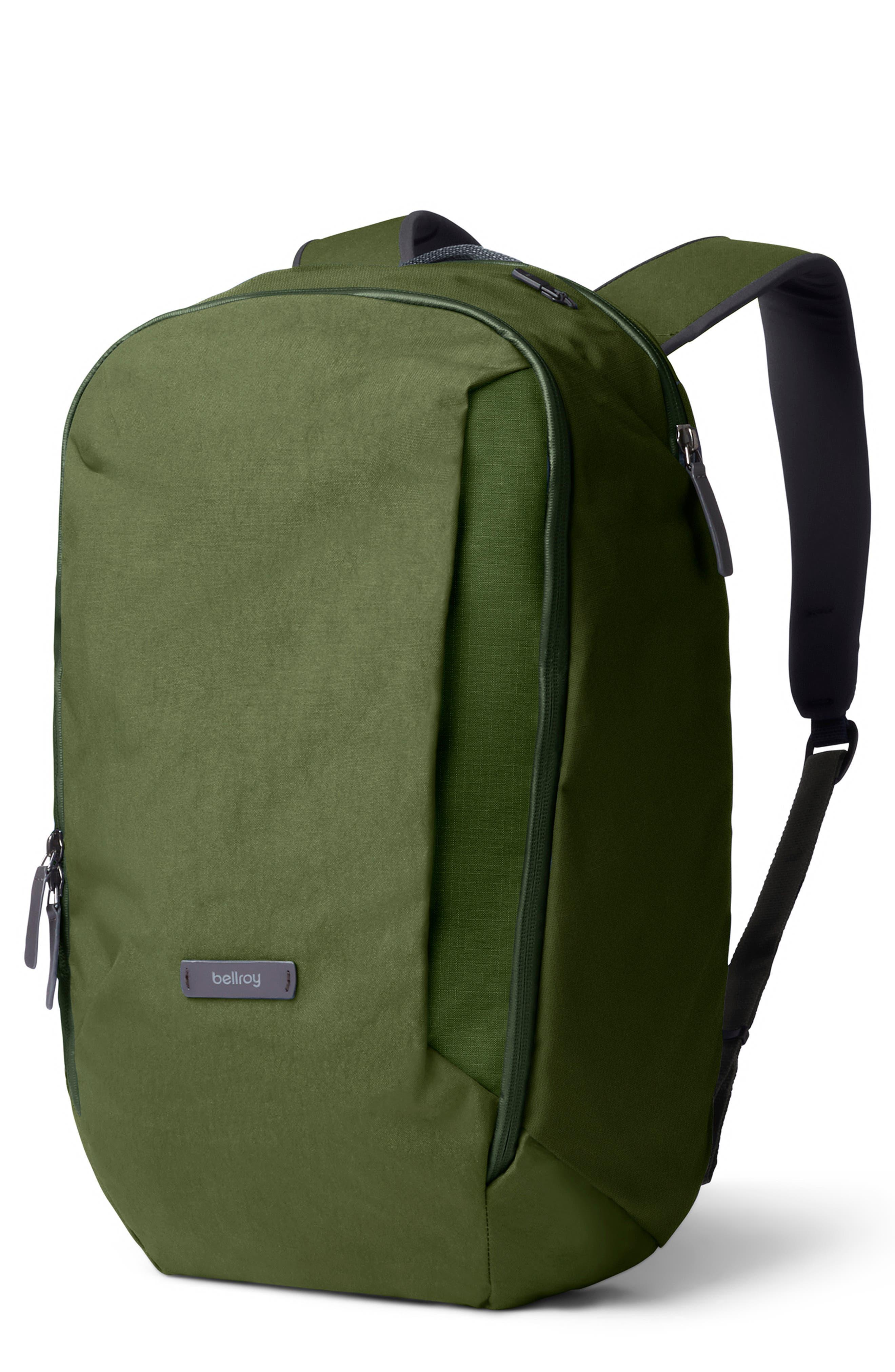 Melbourne Water Resistant Nylon Backpack
