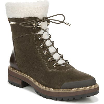 Franco Sarto Rosella Waterproof Boot, Green