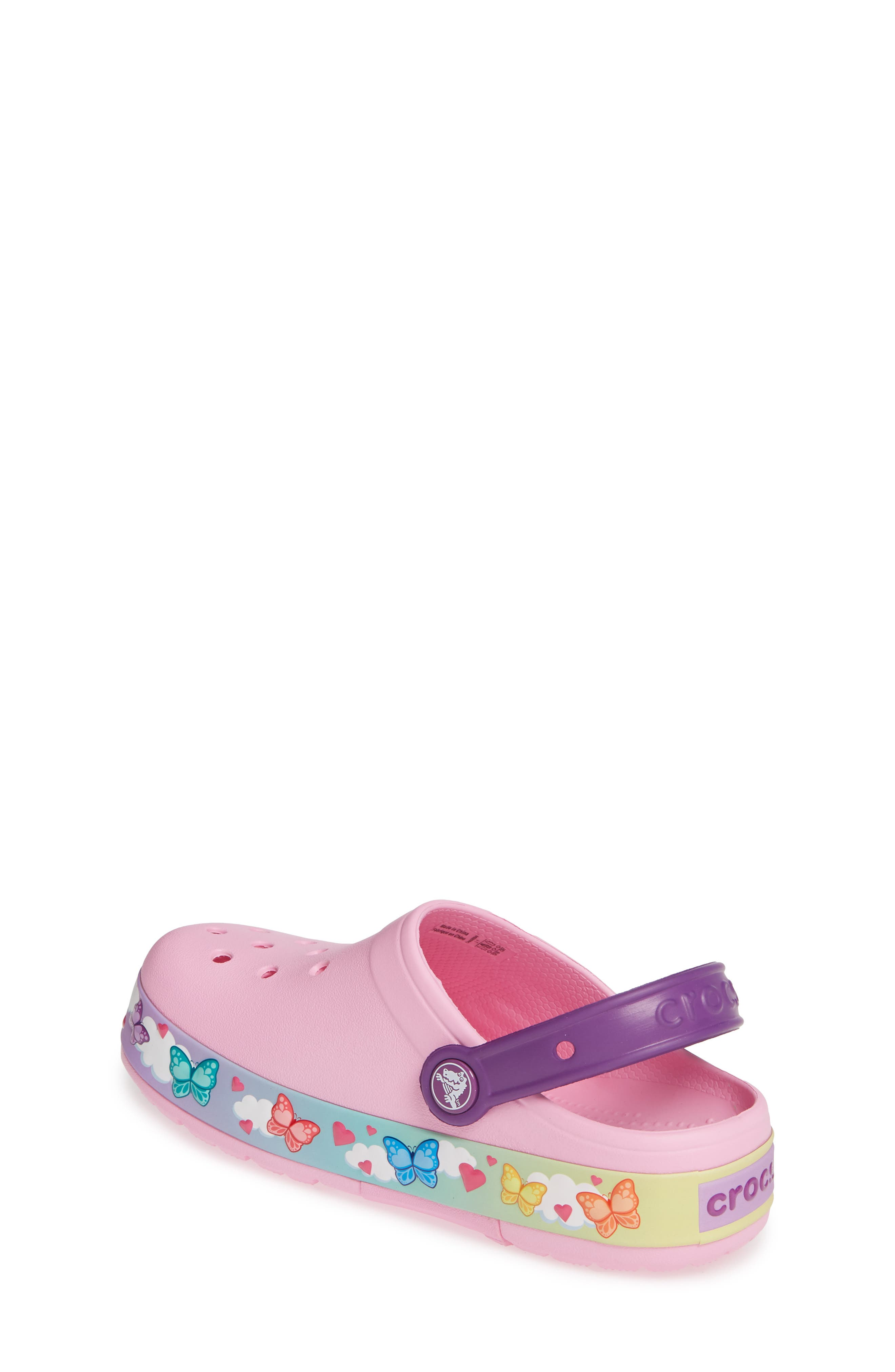 ,                             Fun Lab Butterflyband Light-Up Slip-On,                             Alternate thumbnail 2, color,                             652