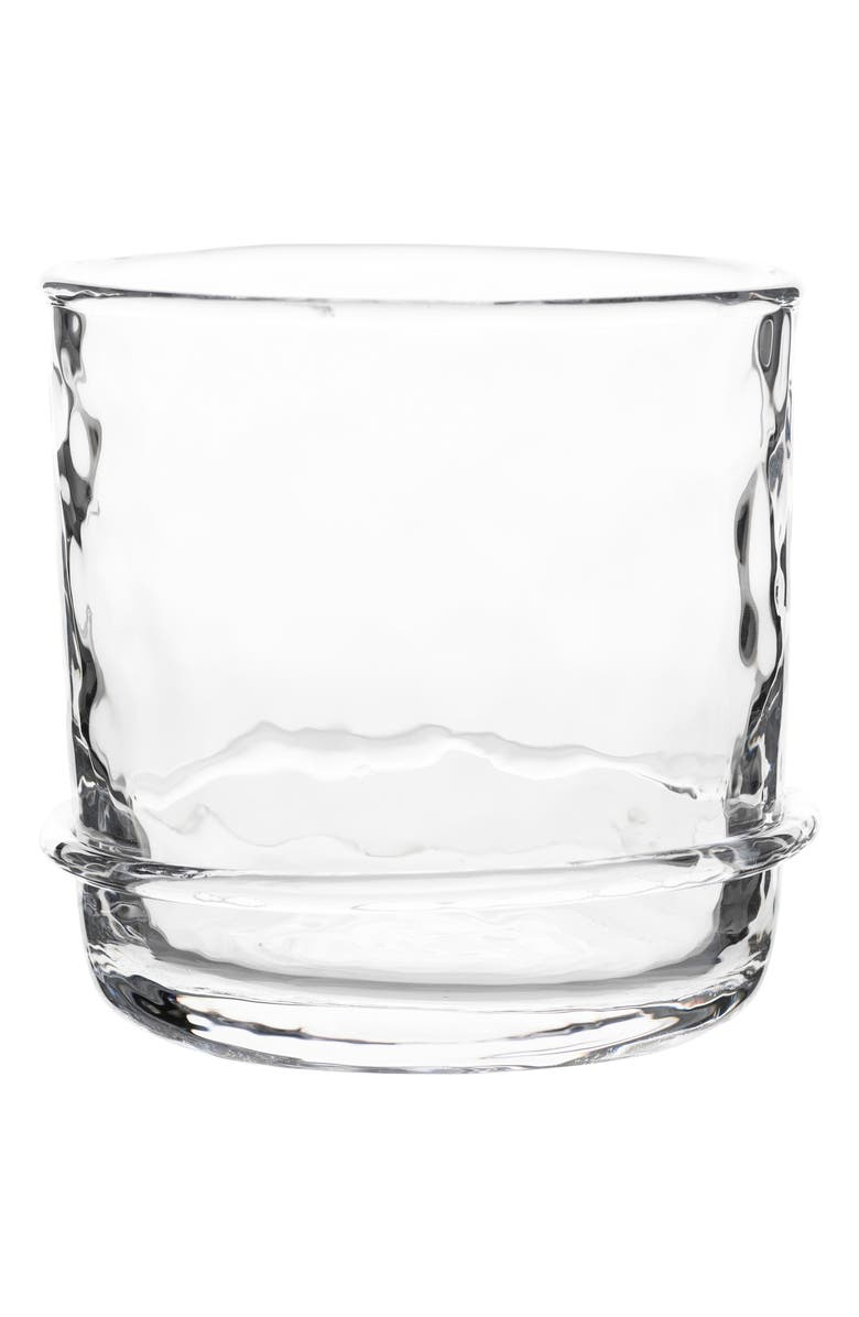 JULISKA Carine Double Old Fashioned Glass, Main, color, CLEAR
