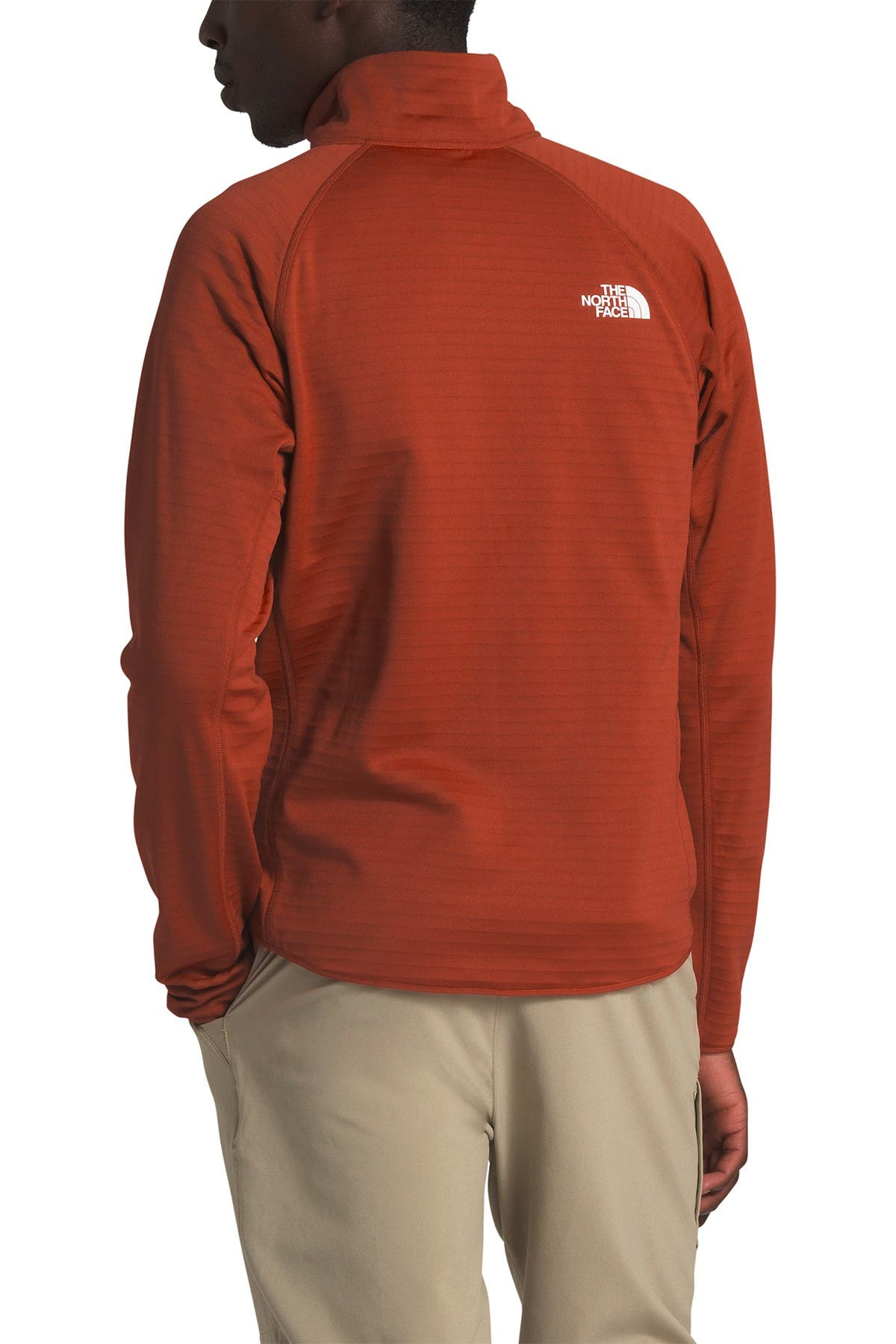 Image of The North Face Echork Textured Zip Jacket
