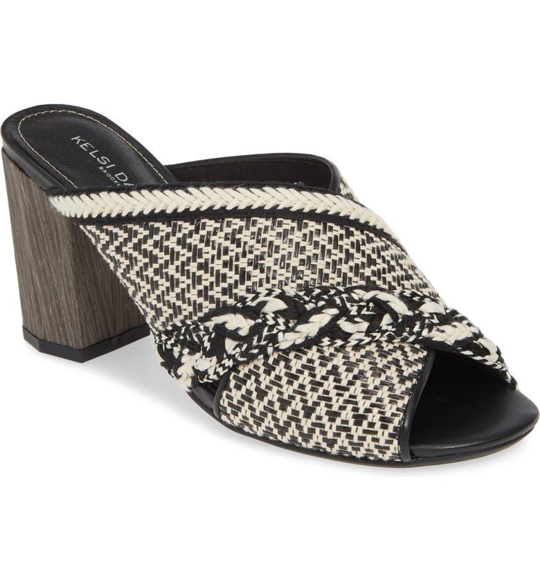 KELSI DAGGER BROOKLYN Cosmo Slide Sandal, Main, color, 001