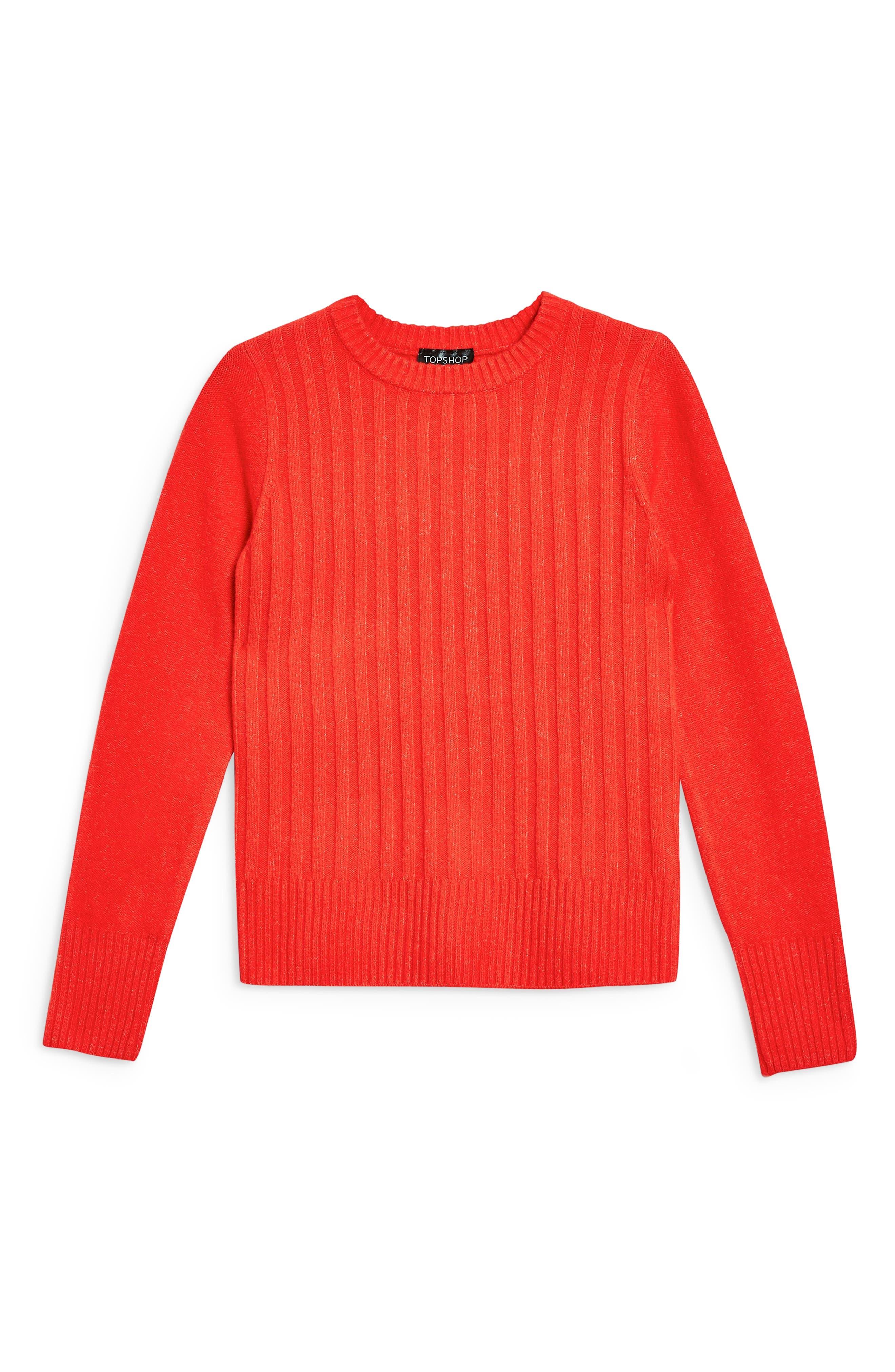 ,                             Rib Sweater,                             Alternate thumbnail 16, color,                             600