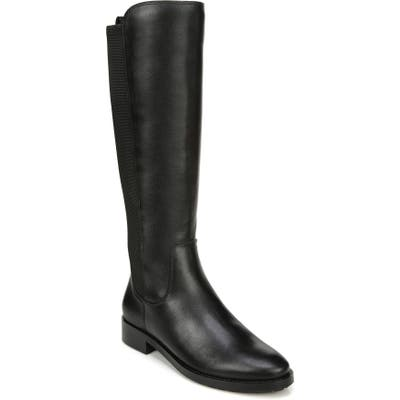 27 Edit Kristi Knee High Boot, Regular Calf- Black