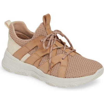 Otbt Unison Sneaker, Coral