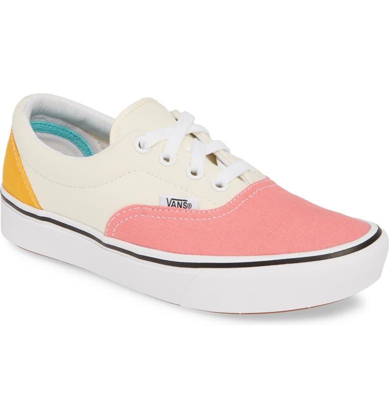 VANS ComfyCush Era Colorblock Sneaker, Main, color, 900