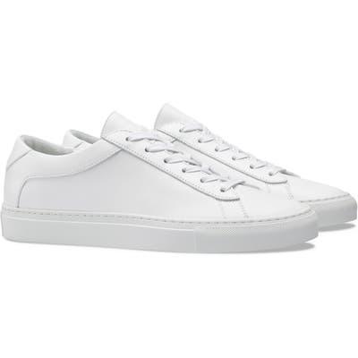 Koio Capri Sneaker, White
